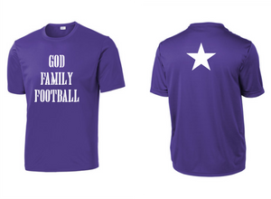 GFF Purple Tee