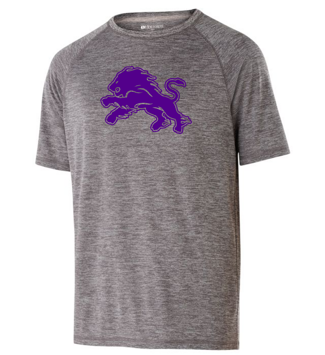 Dryden Football Performance Tee- 1 Color Image