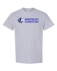 Northeast Wolfpack Grey Tee