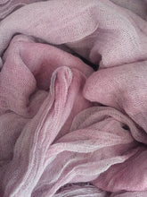 Mauve Cheesecloth