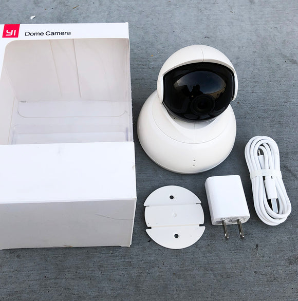 (D3) YI Dome Security Camera (YI-Dome)