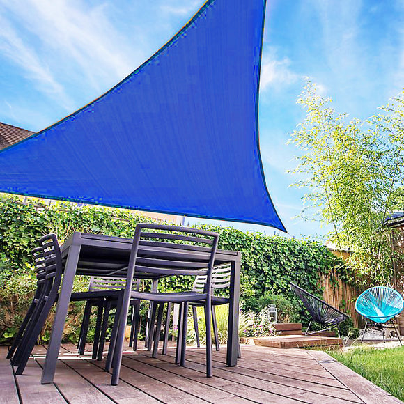 () Sail 23x16x16' Triangle, Blue (ZZ-23x16x16Blue)