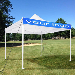 (A2) 10x10 Canopy no Wall, White (07-CAN001-07)