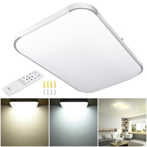 (A06) 48W LED Ceiling Light, Rectangle (11-MCL002)