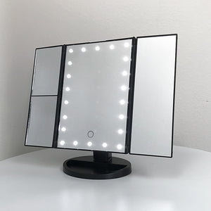 (C6) X-Small Mirror Black (BM-101B)