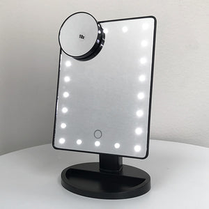 (C05) X-Small Mirror Black (BM-102B)