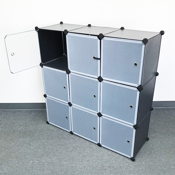 (C07-Bottom) PP Cube Storage (HS-111)