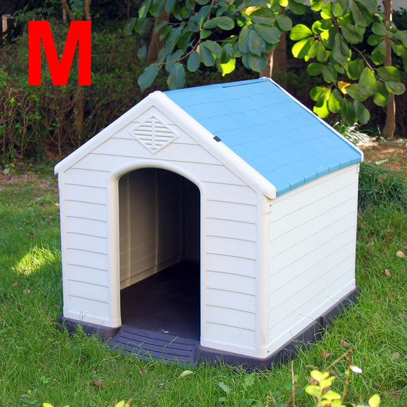 () Dog House, Blue (PD-052)