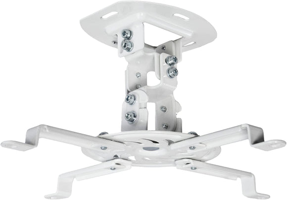 () VIVO Projector Mount, White (Vivo VP01W)