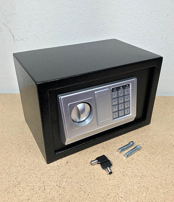 (C3) Small, Safe Box (ES-001)