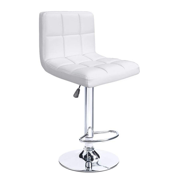 () Barstool White (Bar-012)