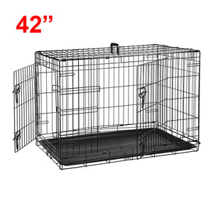 "(D2) 42"" Dog Cage (PD-004)"