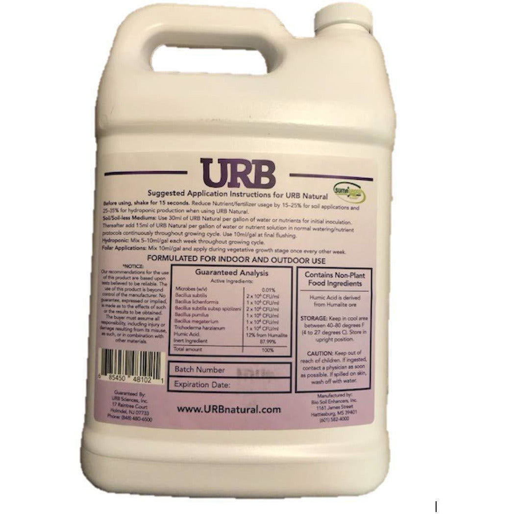 URB Natural 10 Liters Microbial Inoculant legalizeURB