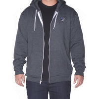 Bullish Shield Zip-up Hoodie