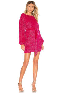 Grace Dress Fuschia