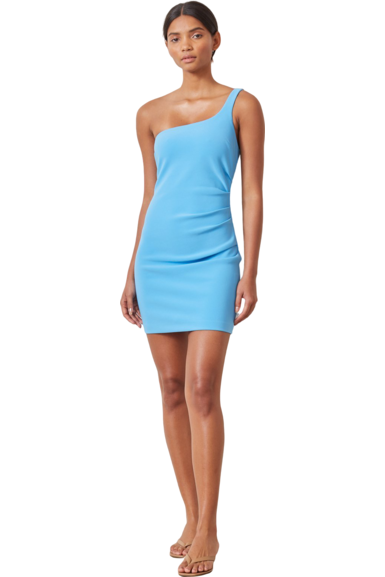 Rent Bec & Bridge Paloma Mini Dress Blue
