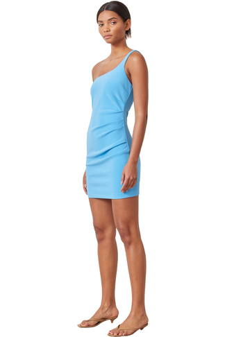 Hire Paloma Mini Dress Azure by Bec & Bridge