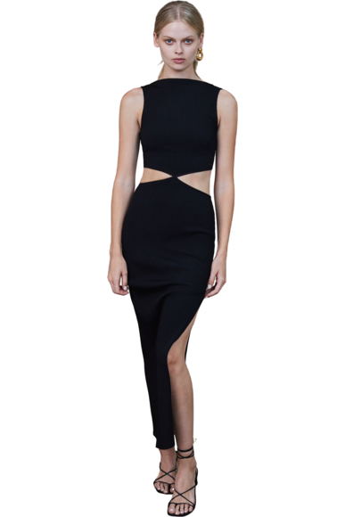 Hire Reba Midi Dress by Bec & Bridge