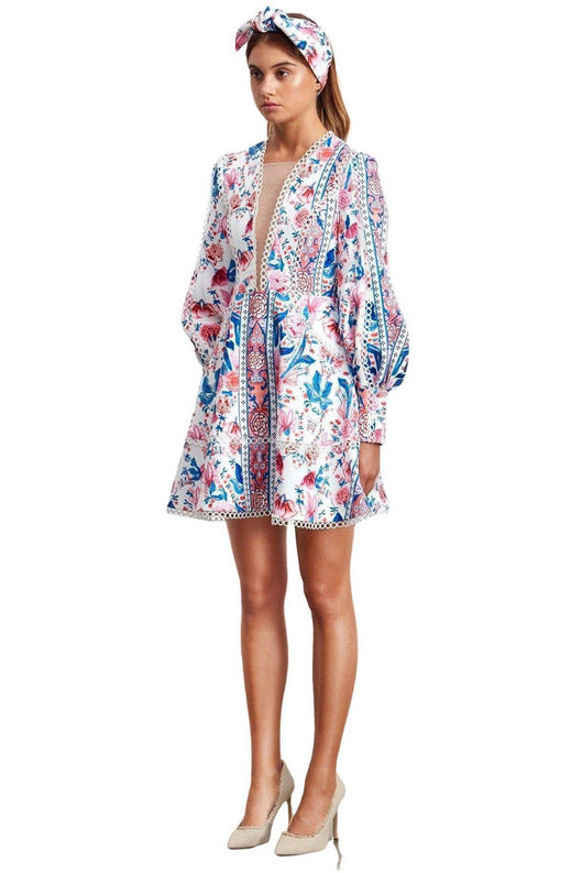 Hire Dolce Long Sleeve Dress by Elliatt