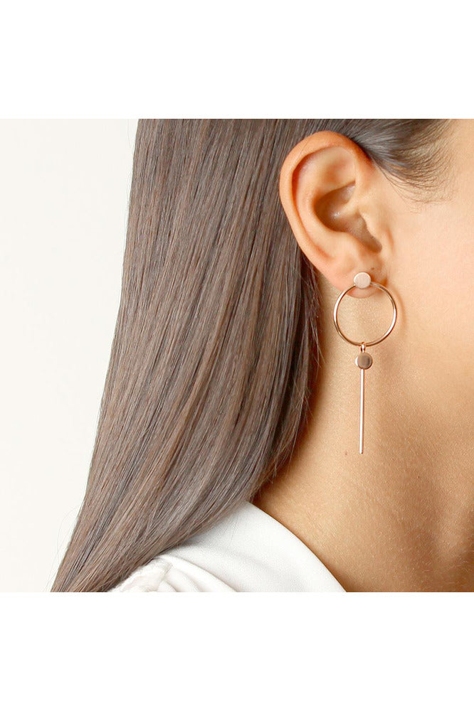 Rent Jolie & Deen Miranda Earrings (Gold)