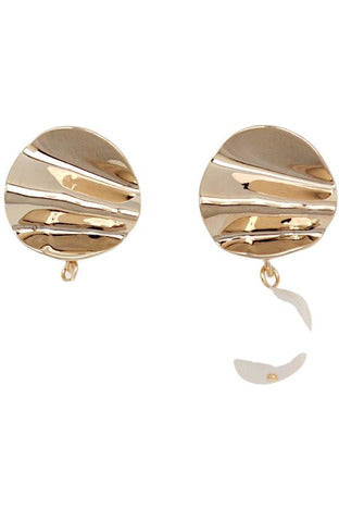 Hire Paloma Earrings (Gold) by Jolie & Deen