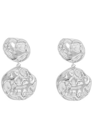 Rent Jolie & Deen Winnie Earrings (Silver)