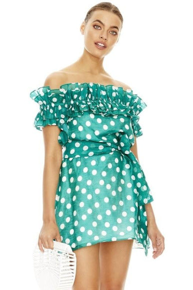Hire All My Days Mini Dress by La Maison Talulah