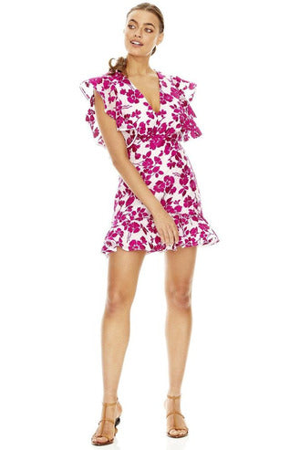 Hire Les Saison Mini Dress by La Maison Talulah