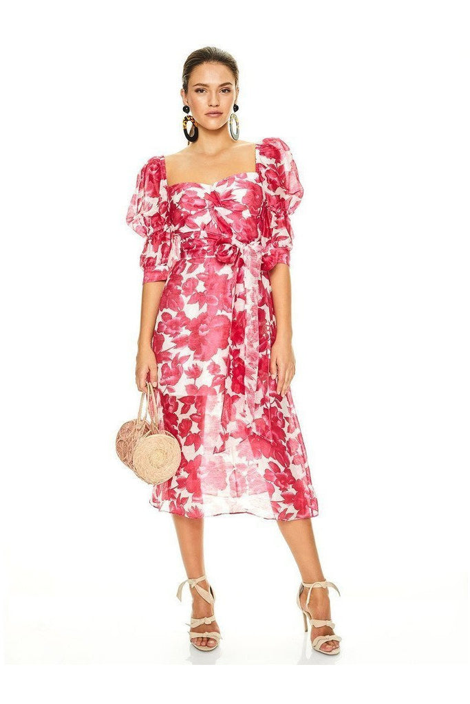 Hire Martini Midi Dress by La Maison Talulah