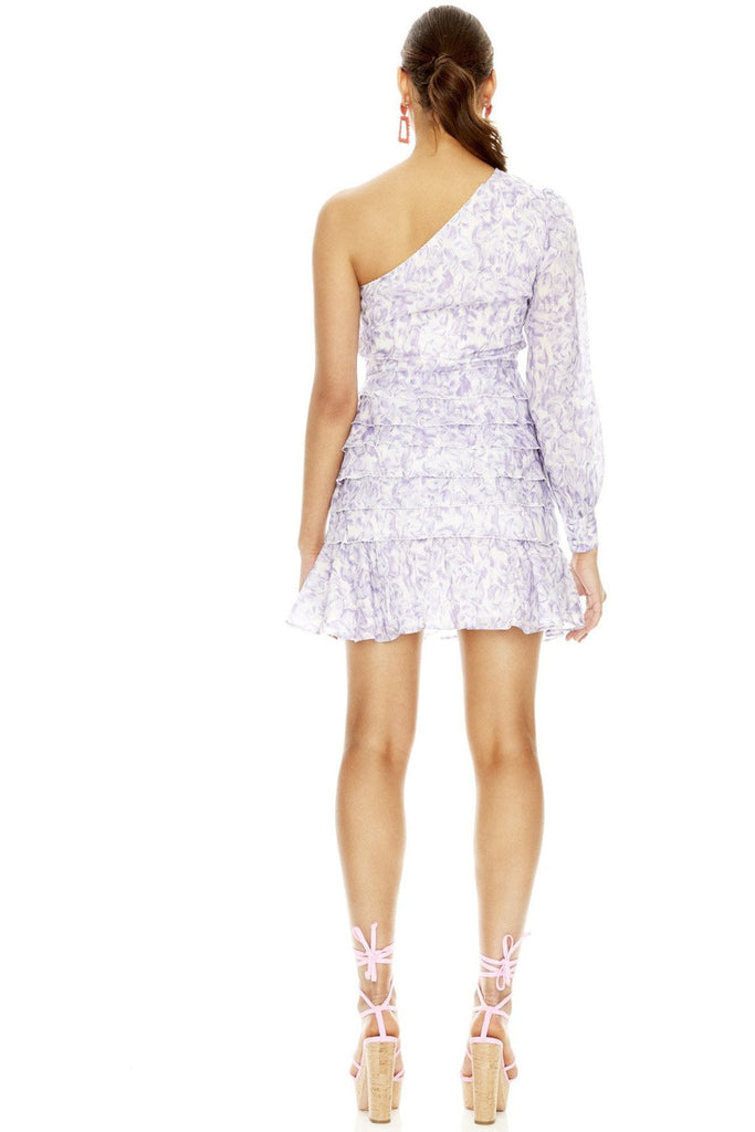 Hire Real Love Baby Mini Dress by La Maison Talulah