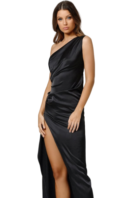 Rent Lexi Samira Dress Black