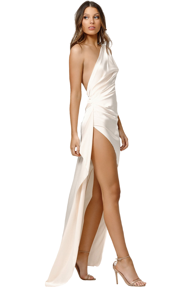 Hire Samira Dress Cream by Lexi