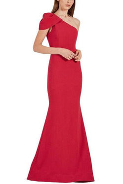 Hire Poppy Gown in Barberry by Rebecca Vallance