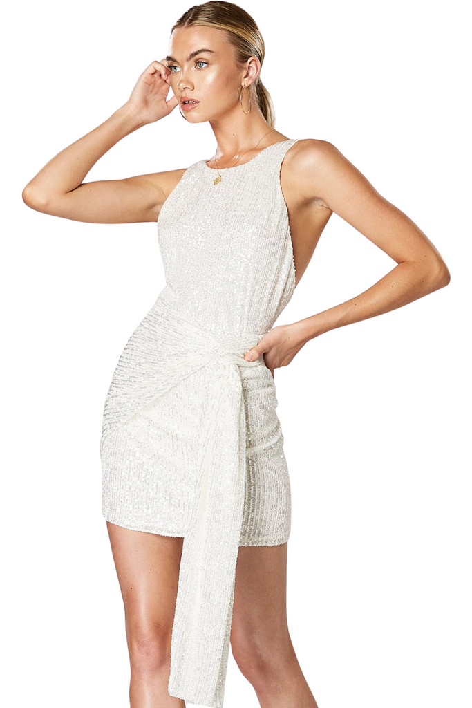 Rent Winona Evolve Backless Dress