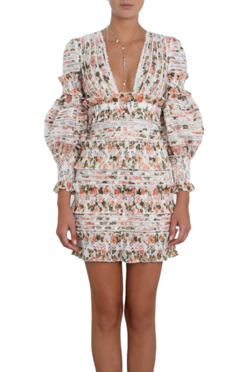 Rent Zimmermann Zimmermann Radiate Dress
