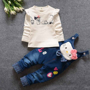 Conjunto Hello Kitty - Dolar Tree Shop