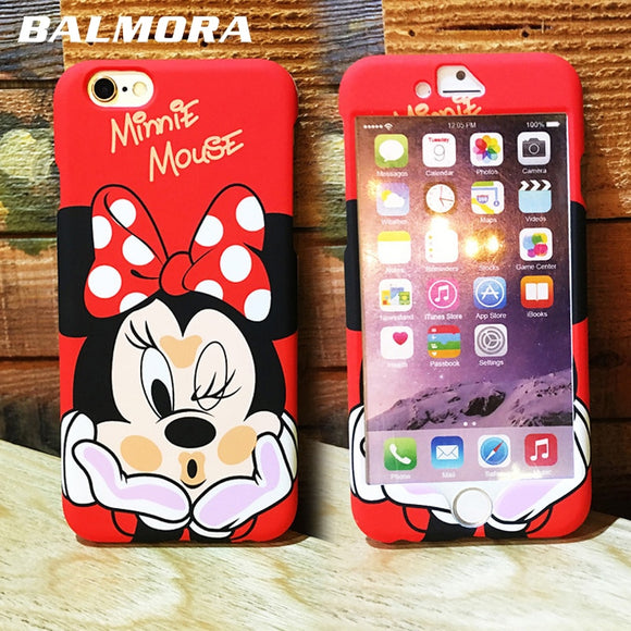 Capa de Iphone Minnie