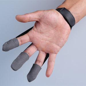 Three Finger Archery Gloves