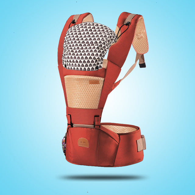 Breathable Ergonomic Carrier