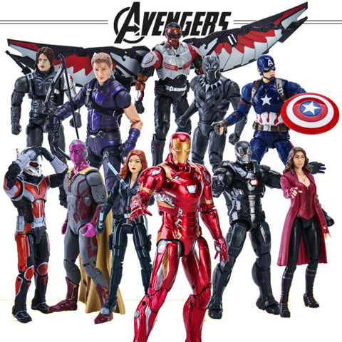 Captain America: Civil War Action Figures