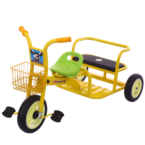 Taxi Trike Tandem Tricycle for Kids