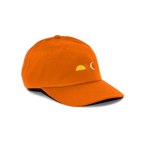Orange Dad Hat + Digital Album