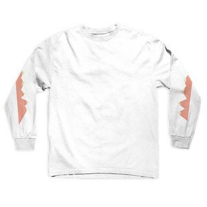 White Long Sleeve Tee + Digital Album