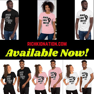 Black Lives Matter RKN T-Shirt