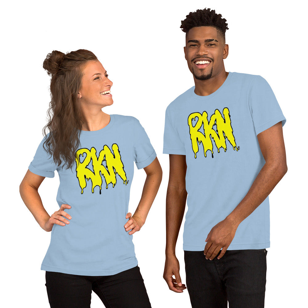 Meltin' T-Shirt (Yellow)