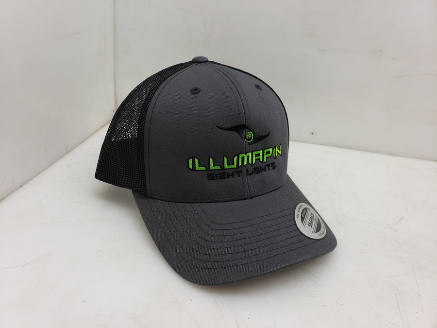 Illumapin Retro Trucker Snap Back Hat