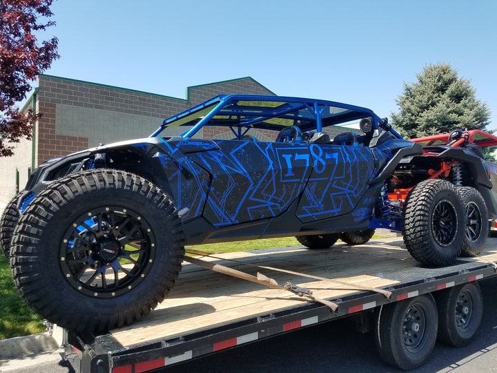 Can-Am X3 Max Cage