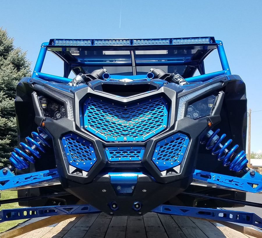 CanAm X3 Grille
