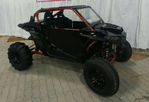"Polaris RZR XP1K / XPT & RZR Turbo ""S"" 2 Seat Cage"