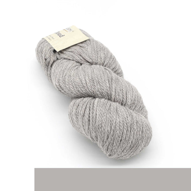Пряжа Cascade Yarns ECO CLOUD - Цвет 1809 Dove Grey | KatyushaShop.com